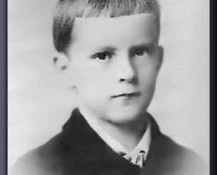 Carl Jung Child Bambino
