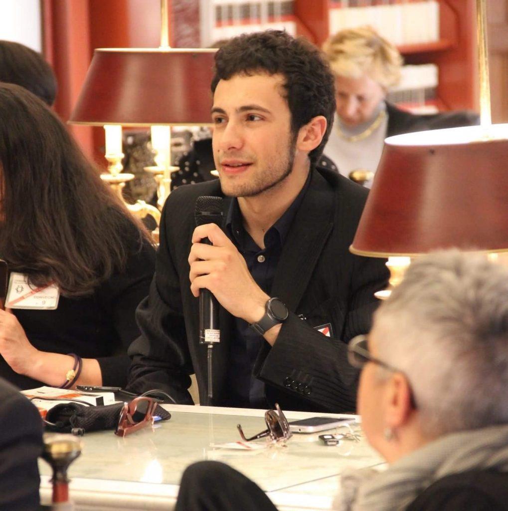 Emanuele Casale - Convegno Camera 6 Maggio 2016