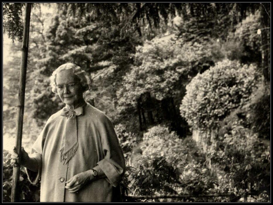 Olga Frobe-Kapteyn