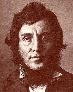 «Sembrava che la brezza lo conducesse…» Omaggio di R.W.Emerson al suo amico Thoreau