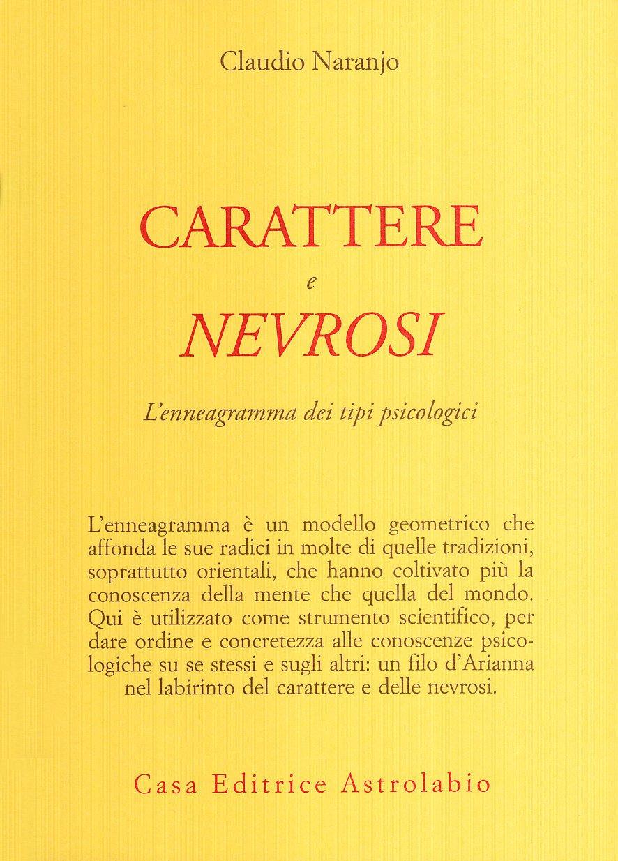 Libri sulla nevrosi Naranjo
