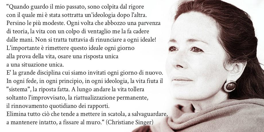 Conosciuto Amore è ciò che rimane quando non resta più nulla (Christiane Singer) NE46