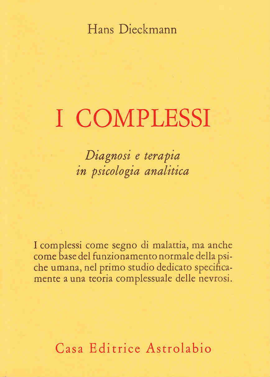 Complessi Psicologia Dieckmann