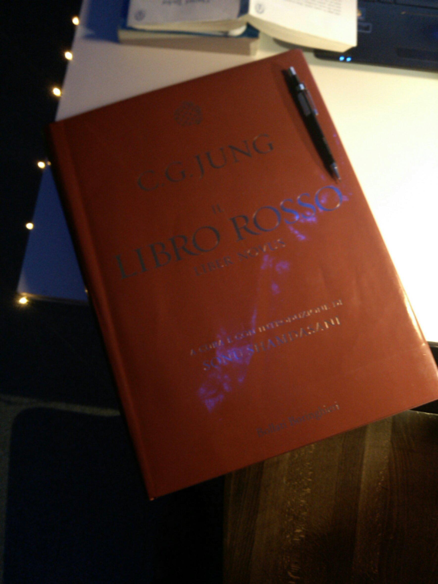 """Dal Libro Rosso di Jung: Voltai le spalle alla morte per andare in cerca del luogo della vita interiore"""" (Jung)"""
