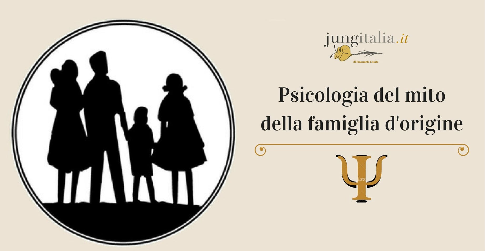Psicologia Famiglia mito