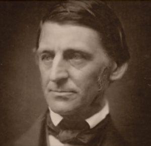 """Estratti di R.W.Emerson: """"Ogni grande uomo è unico. Abita nelle nobili e semplici regioni della tua vita"""" 1"""