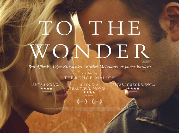 To The Wonder DVD 2