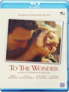 To The Wonder Film DVD