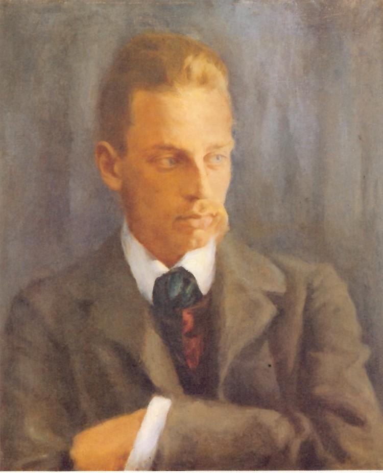 «Questa vita terrena saperla prendere in mano, con amore, con stupore…» – di Rainer Maria Rilke