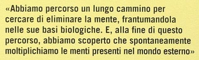 Cervello Anima Coscienza Paolo Legrenzi Carlo Umiltà quote