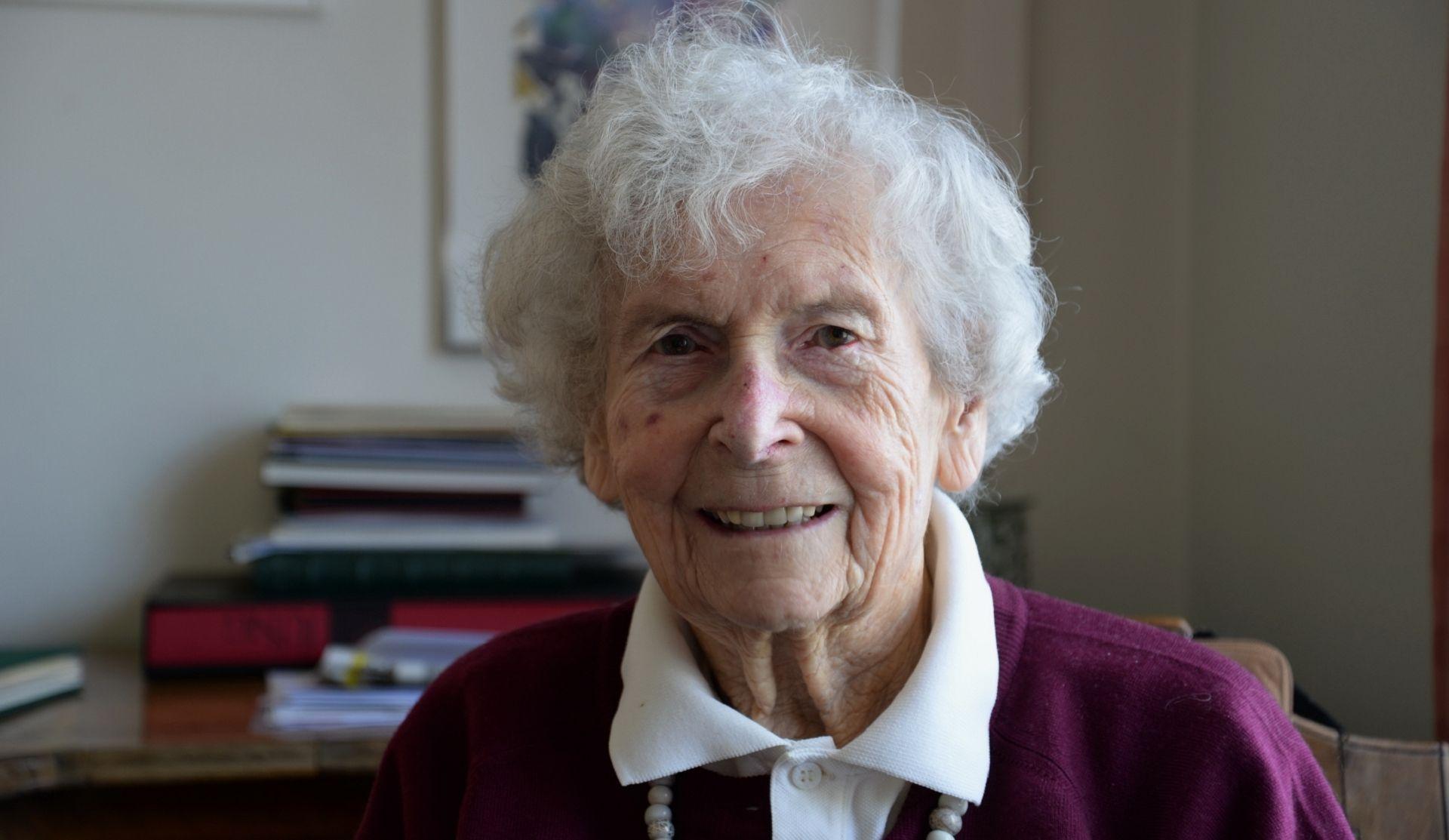 E' morta a 100 anni l'ultima figlia di JUNG, studiosa dell'iconografia cristiana…