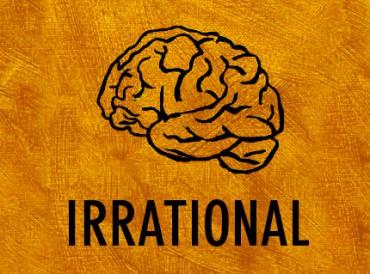 Irrational irrazionale pensiero cervello
