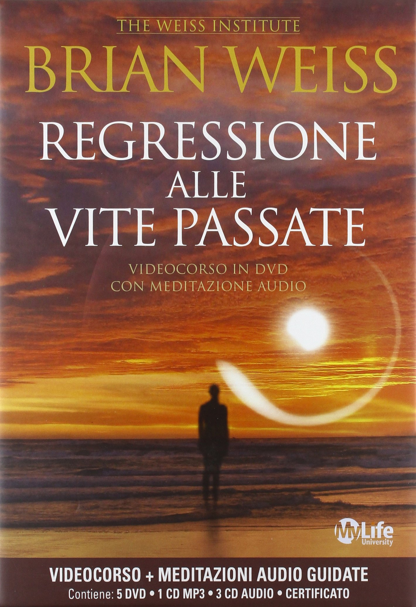 Reincarnazione Brian WEiss corso regressione