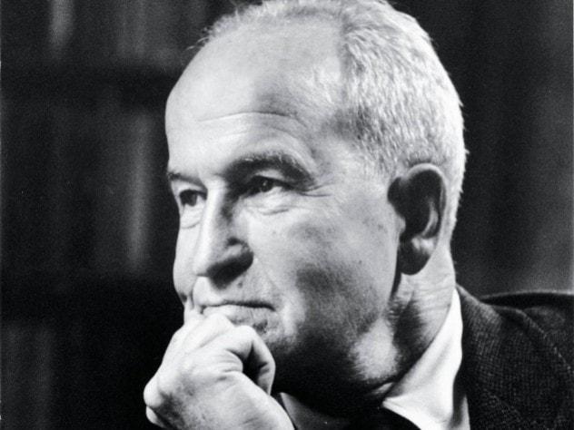 Henry Murray, 1962