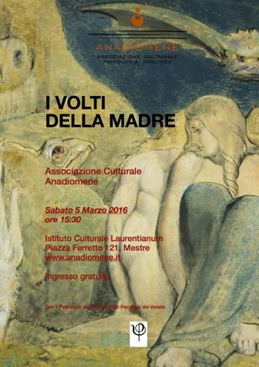 Eventi Psicologia Venezia Anadiomene