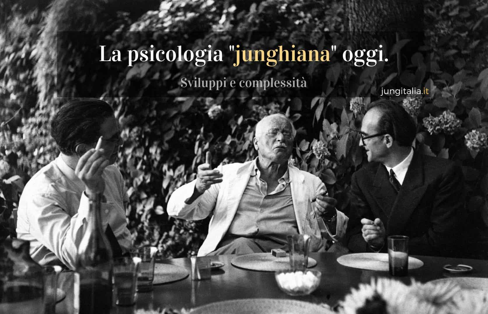 psicologia junghiana oggi sviluppi