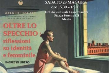 Anadiomene evento 28 maggio riflessioni femminile