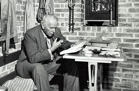 Jung legge a bollingen tower