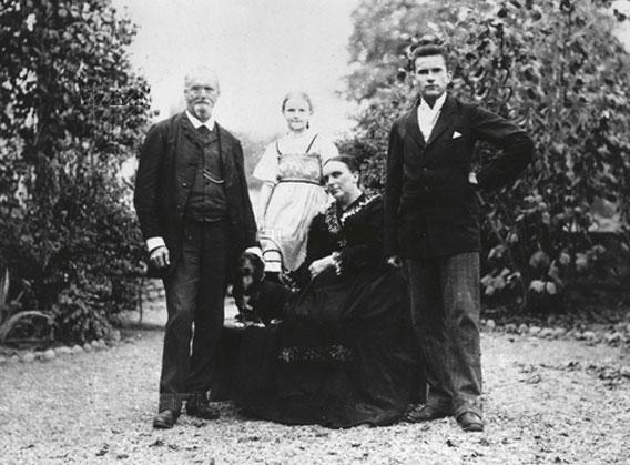 Jung e la sua famiglia d'origine