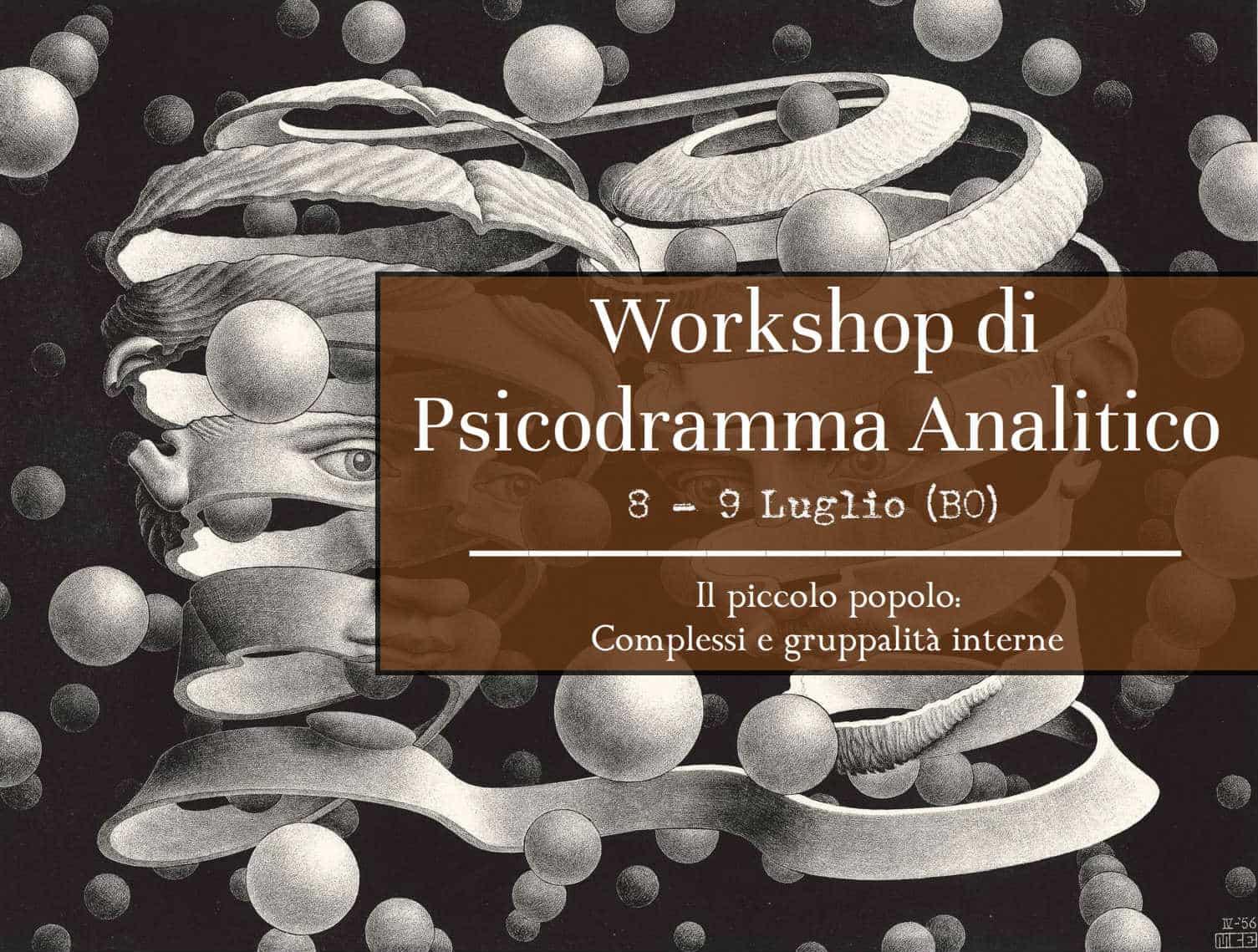 Complessi e gruppalità interne: il piccolo popolo | Workshop di Psicodramma analitico 8-9 Luglio (BO)