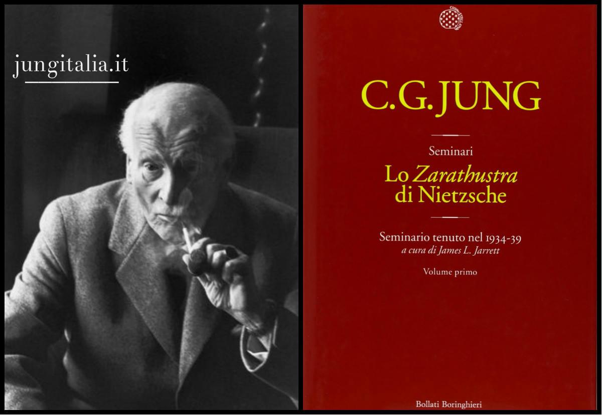 Portare a galla i contenuti inconsci: gli effetti, il peso e il compito del divenire coscienti [Jung, seminari Zarathustra]
