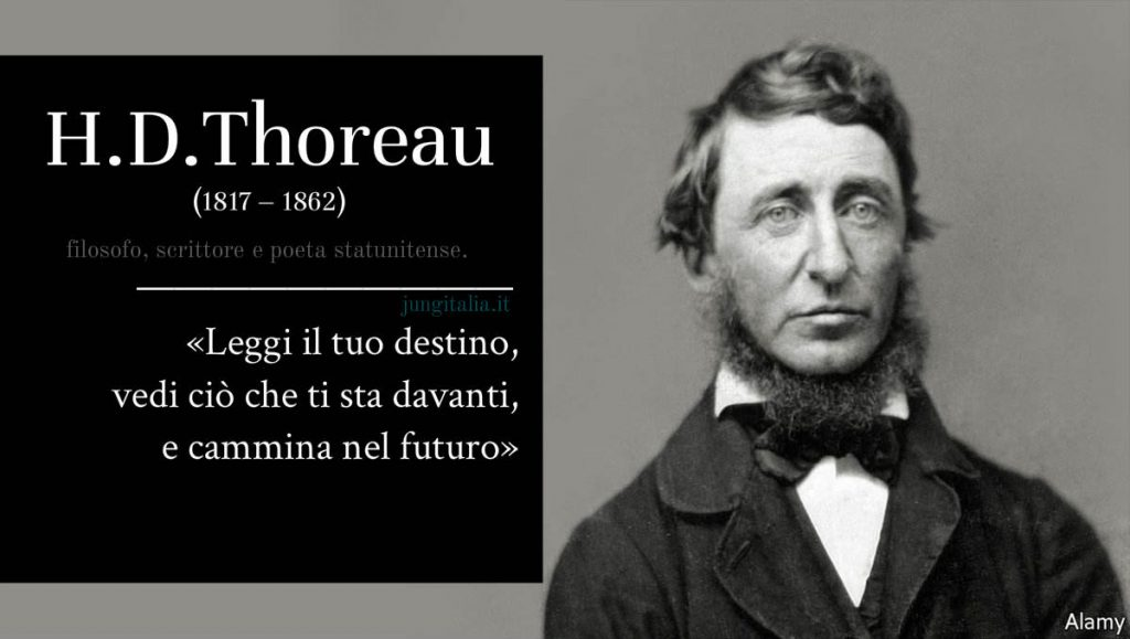 Henry David Thoreau - Autori Blog Categoria