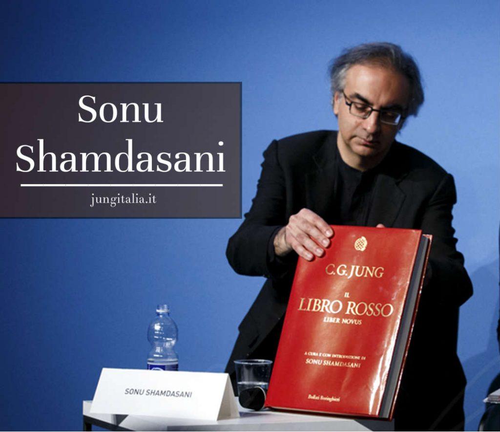 Sonu Shamdasani Libro Rosso - Chiara Pasqualini ph