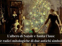Simbolo Natale Albero Babbo Significato