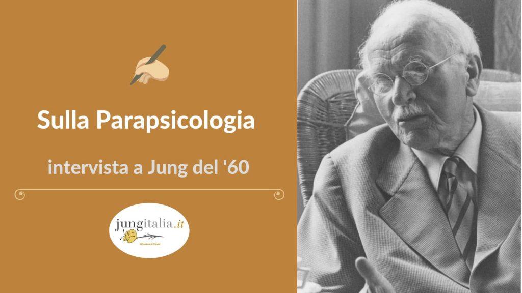 Parapsicologia Carl Gustav Jung