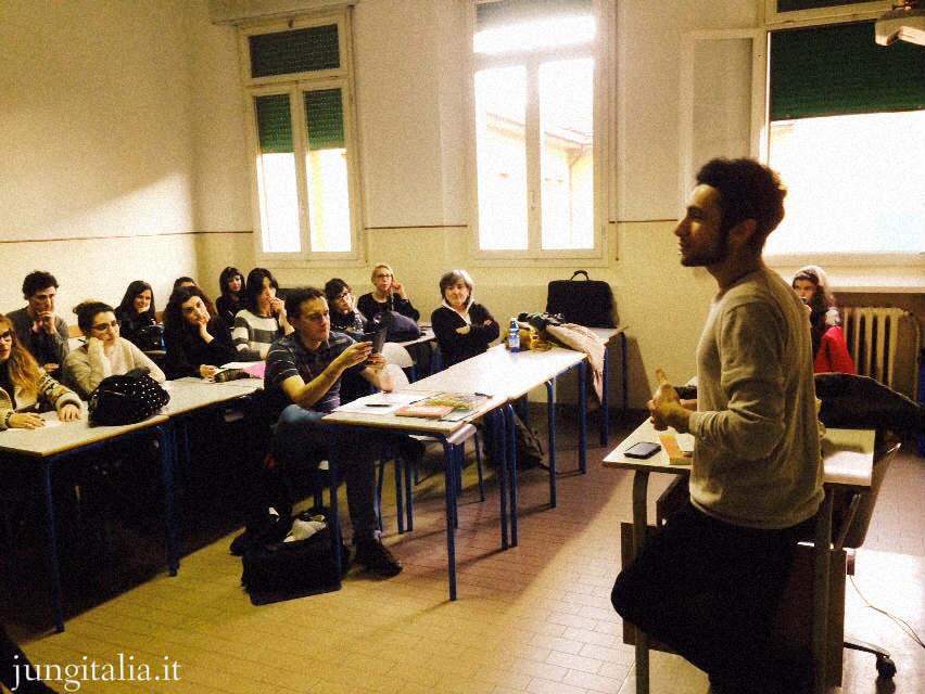 Scuola Junghiana Aion Seminario Emanuele Casale 1