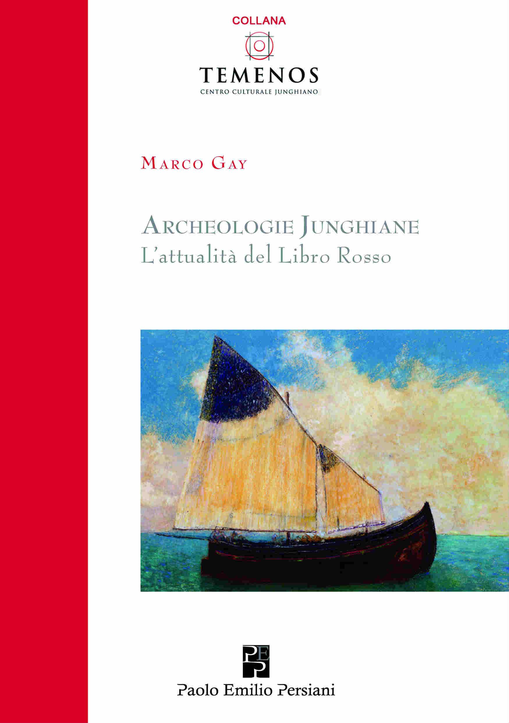 Libro Rosso Marco Gay Archeologie Junghiane