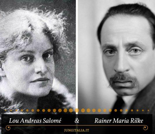Rilke Lou Salomé Jung Italia