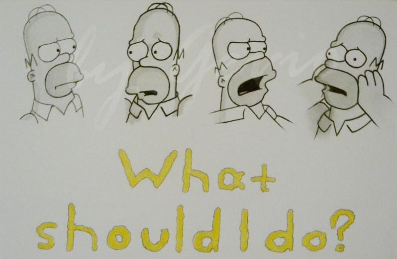 Conflitti interiori Homer