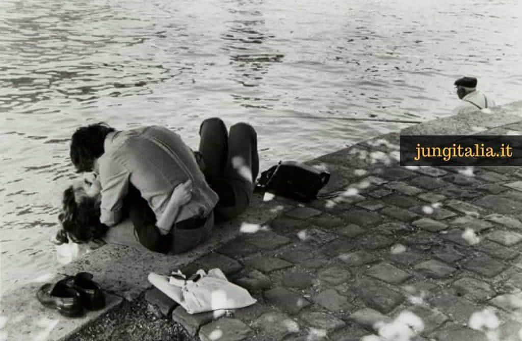 Mario Trevi Destinazione Reciprova amore Izis Bidermanas, Bord de Seine. Paris (1976)