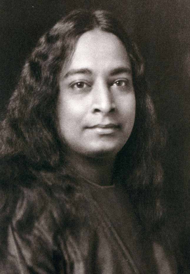 Paramahansa Yogananda Maharaj Photo