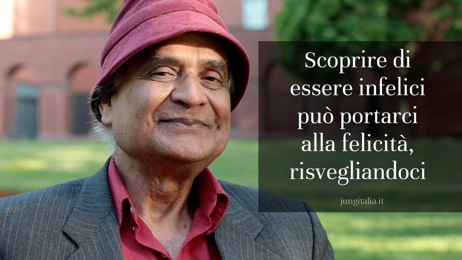 Sofferenza Psichica Amit Goswami