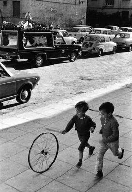 Bambini - Henri Cartier-Bresson