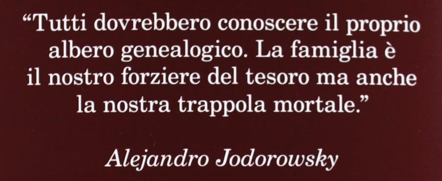 Metagenaologia Jodorowsky cit