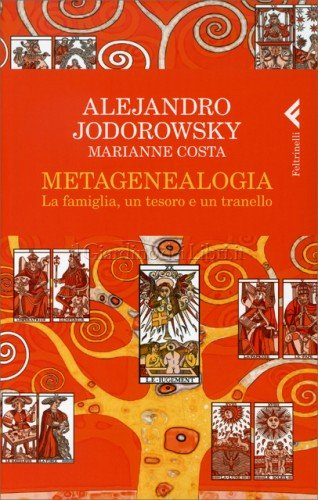 Metagenealogia. La famiglia, un tesoro e un fardello. (Alejandro Jodorowsky)