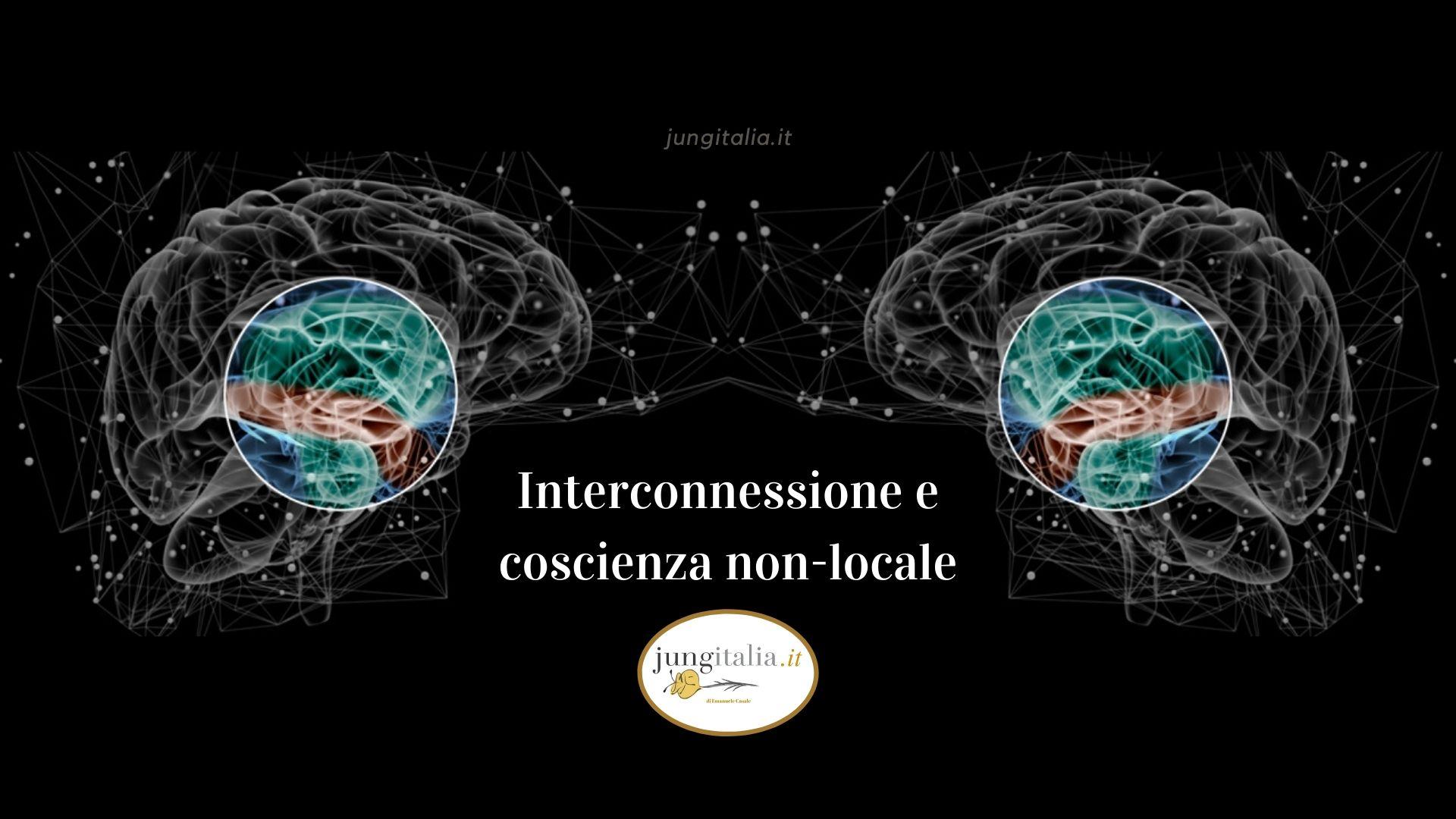 Telepatia coscienza non locale interconnessione