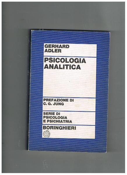 Psicologia Analitica Gerhard Adler