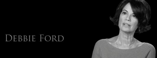 L'autrice: Debbie Ford, Psicoterapeuta statunitensew