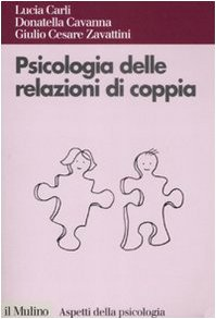 Psicologia delle relazioni di coppia libro
