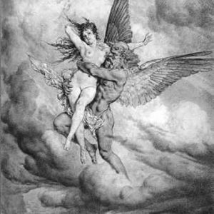 Borea mitologia vento
