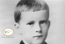 Carl Gustav Jung infanzia bambino
