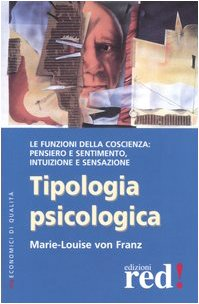 Tipi Psicologici Marie Louise von Franz