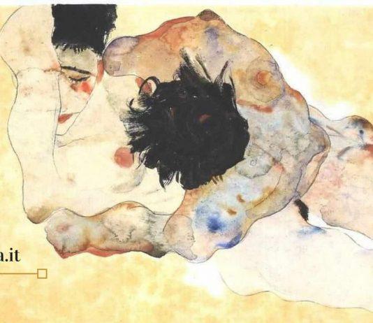 Egon Schiele ABbraccio