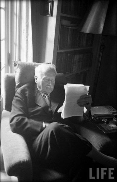 Carl Gustav Jung - Casa Kusnacht