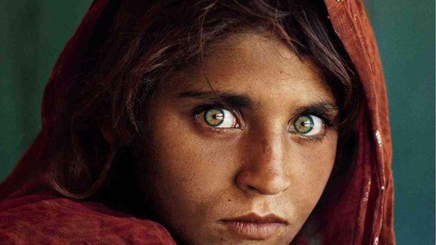 Sharbat Gula - Steve McCurry