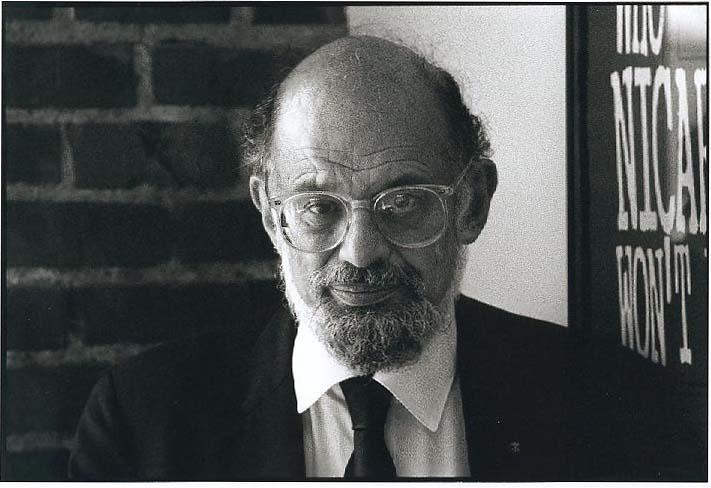 Allen Ginsberg 1